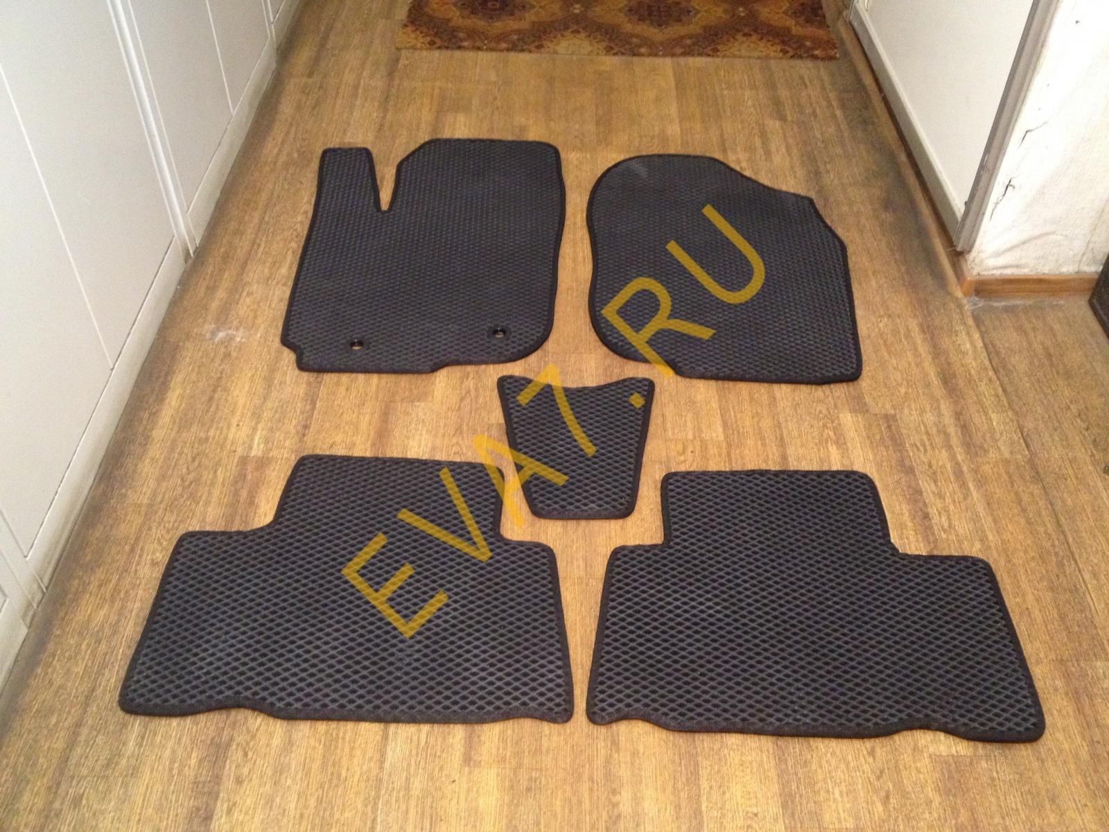 Коврики в салон Toyota RAV 4III (CA30) рестайлинг 2010-2014
