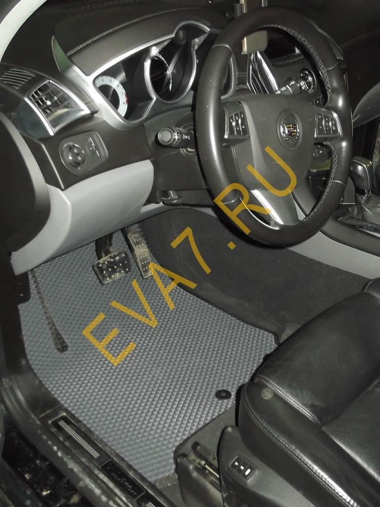 Коврики в салон Cadillac SRX II 2010-2016