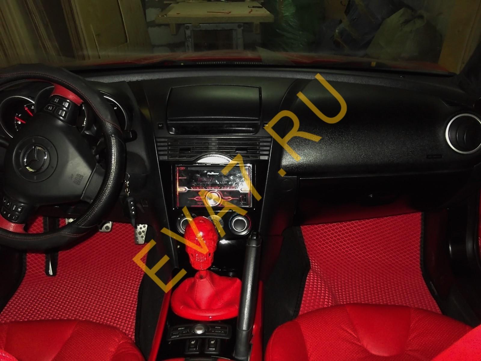 Коврики в салон Mazda RX-8 2003-2011