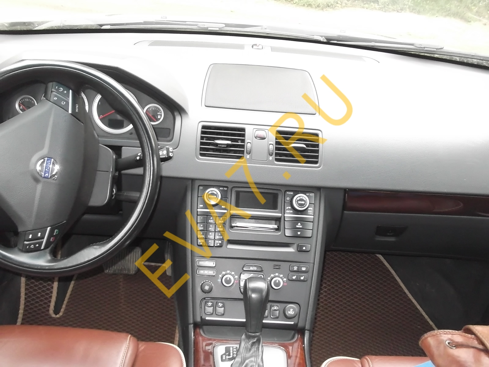 Коврики в салон Volvo I XC90 7 мест 2006-2014