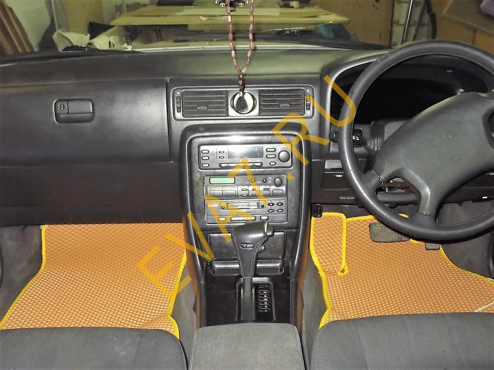 Коврики в салон Nissan Cedric правый руль 1995-1999