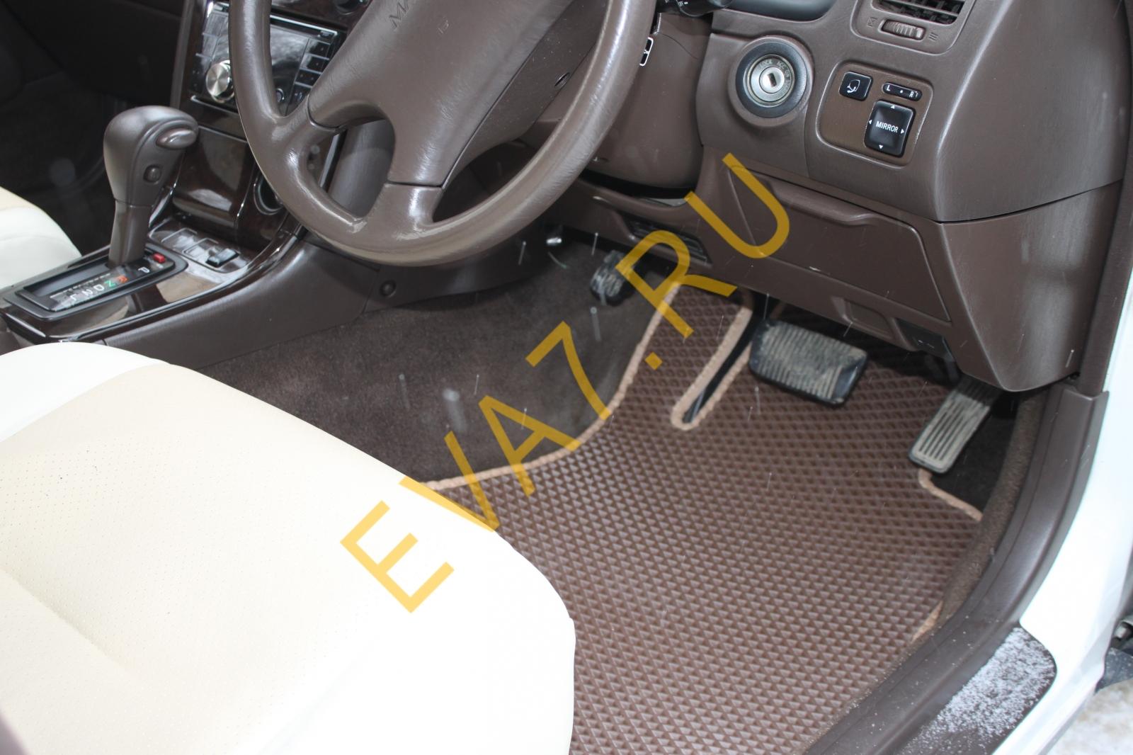 Коврики в салон Toyota Mark II (X93) правый руль 1992-1996