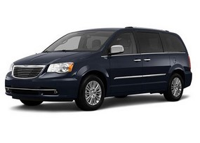Коврики в салон Chrysler Town / CountryChrysler Town / Country IV...
